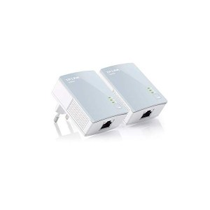 ADAPTADOR RED TP-LINK KIT 2X PLC 500MBPS MINI TL-PA411KIT