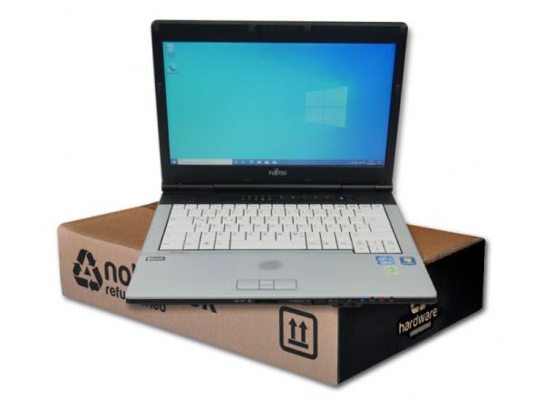 "Portátiles Portátil 13-14"" Fujitsu Lifebook S751 Ocasion"
