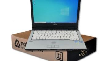 Portátiles Portátil 13-14'' Fujitsu Lifebook S751 Ocasion