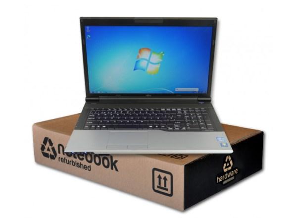"Portátiles Portátil 17"" Fujitsu LIFEBOOK N532 Ocasion"