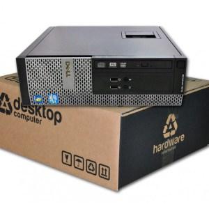 Ordenadores Intel Core i5 Dell Optiplex 3020 i5 SFF Ocasion