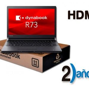 """Portátiles Portátil 13-14"""" Toshiba DynaBook R73 Ocasion"""