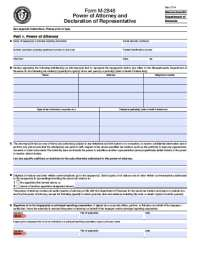 power of attorney form massachusetts requirements Archives ...