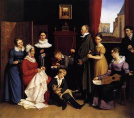 Portrait-of-the-Begas-Family