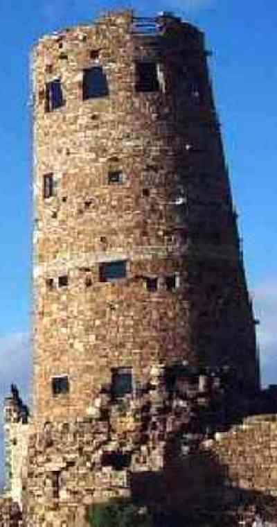 What the Tower of the Flock at Migdal Eder may have looked like