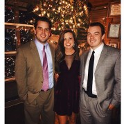Andrew, Alexandra and Griffin