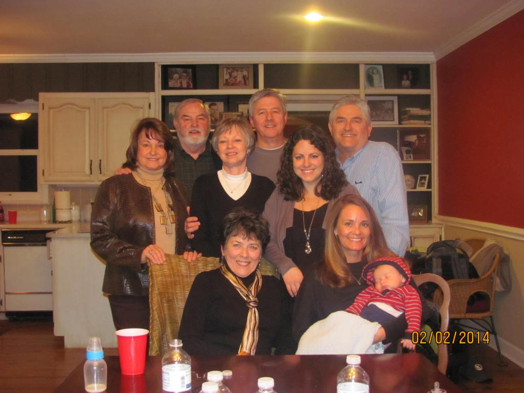 2014 – Family and Friends