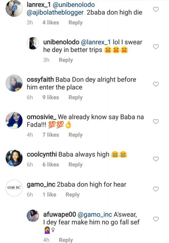 How Davido Chased 2Face Off The Stage During His 30 Billion Concert Because He Was Drunk (Photos + Video)