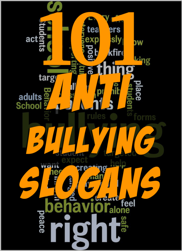 Anti Bullying Quotes | 101 Anti Bullying Slogans That Have An Impact