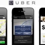 Uber App Navigation