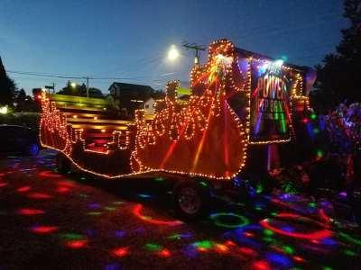 band wagon lights