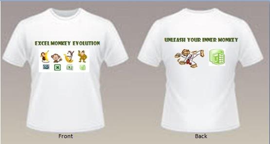 Dan English Excel Monkey Evolution