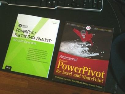 PowerPivot Books