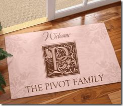 Pivot Mat