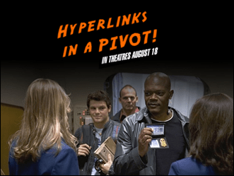 Hyperlinks in a Pivot