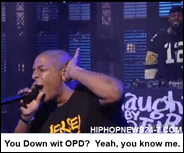 """1991 hip hop hit """"O.P.P"""" performed by Naughty by Nature"""