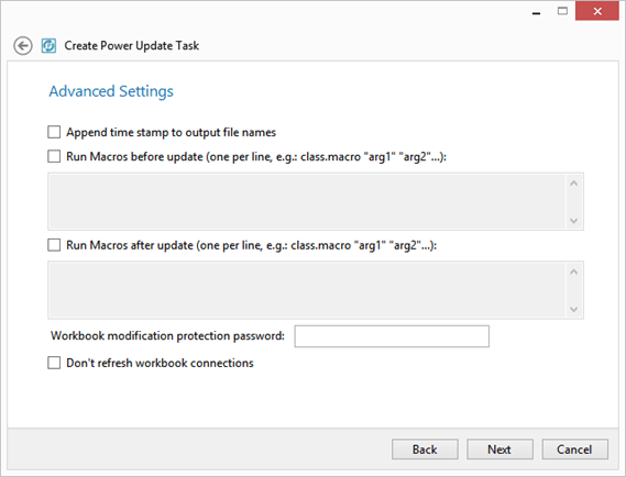 Power Update will Now Also Auto-Run Macros On Your Schedule, and Some Other Things
