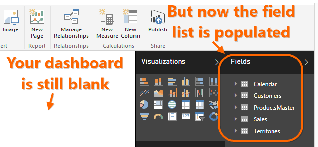 Transitioning from Excel Power Pivot/Query to Power BI