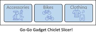Power BI Chiclet Slicer