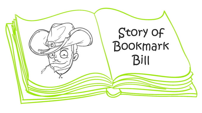 Bookmark Bill