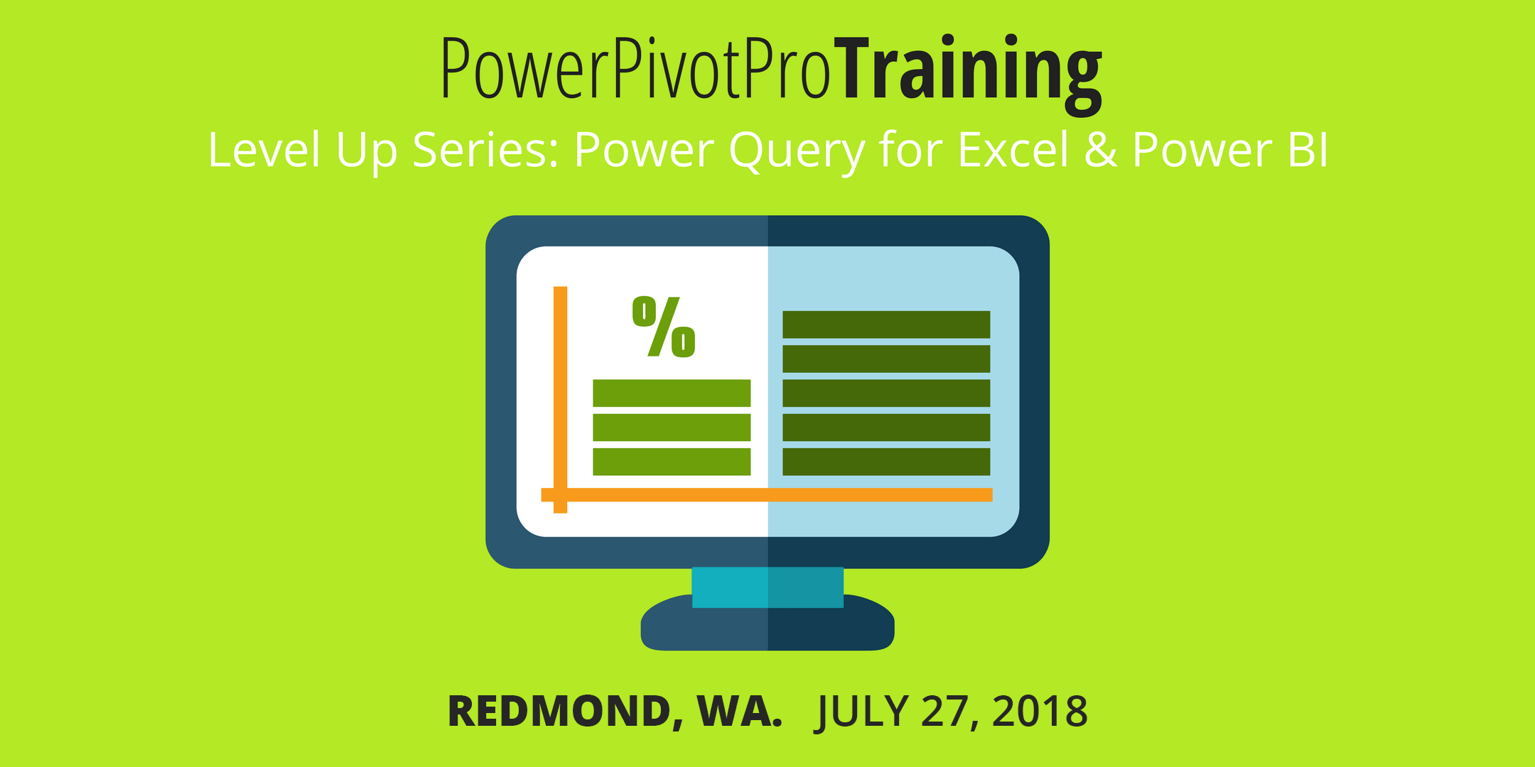 Level Up Power Query For Excel And Power Bi