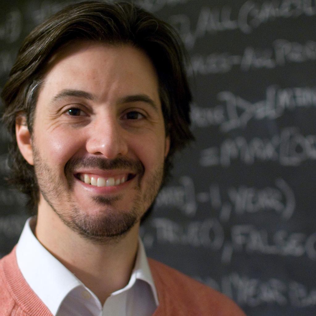 Principal Consultant Evan Rhodes