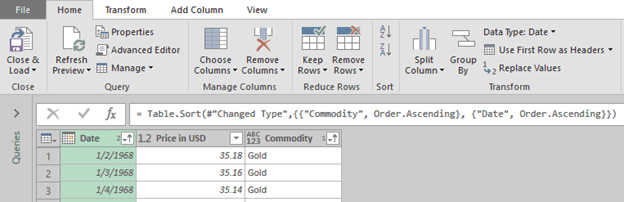 Comparing Rows in Power Query Part 1 - PowerPivotPro