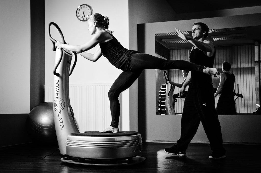 Power Plate workout Toronto Etobicoke