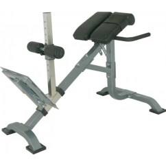 Commercial Gym Roman Chair High Back Modern