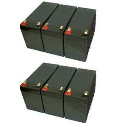 Tripp Lite Wiring Harness Powerware 9125 3000 Replacement Battery Set