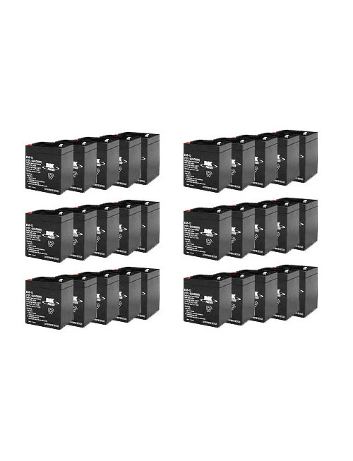 Tripp Lite Wiring Harness Powerware 9135 6000 Replacement Battery Set