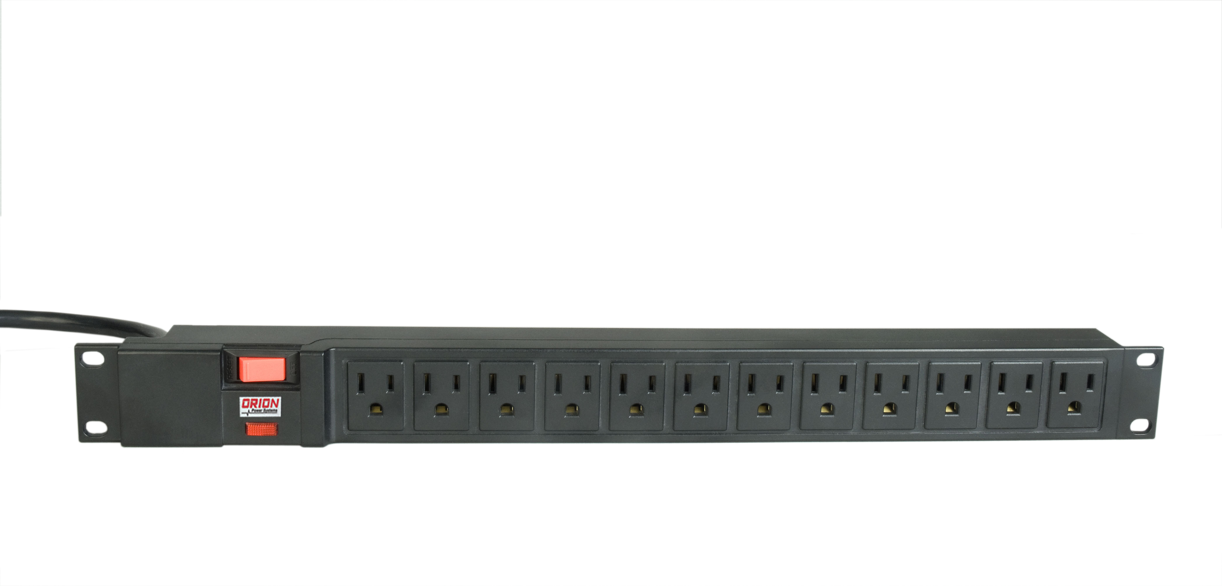 Basic Pdu 15 Amp With 12 5 15r Recptacles