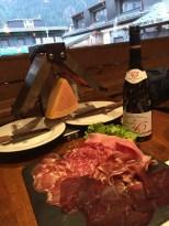 Raclette & Charcuterie