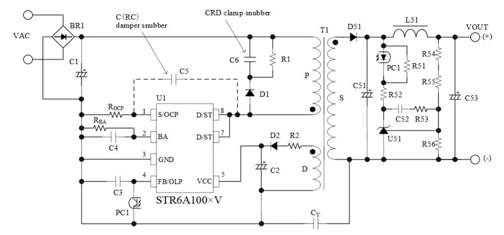AC-DC Converter ICs with Adjustable Standby Operating