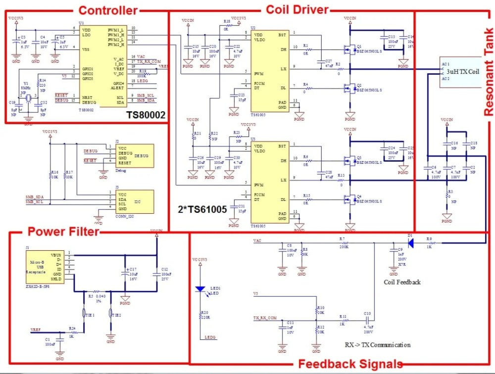 medium resolution of tswitx 5v 2rx evm evaluation module schematic click on schematic to enlarge