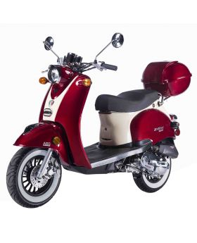 hight resolution of znen magari 50 scooter