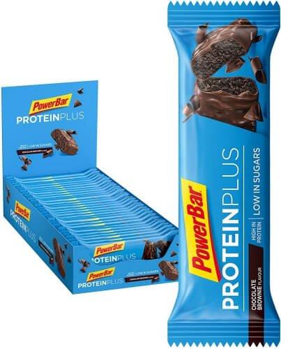 Powerbar Protein Plus Low Sugar Chocolate Brownie