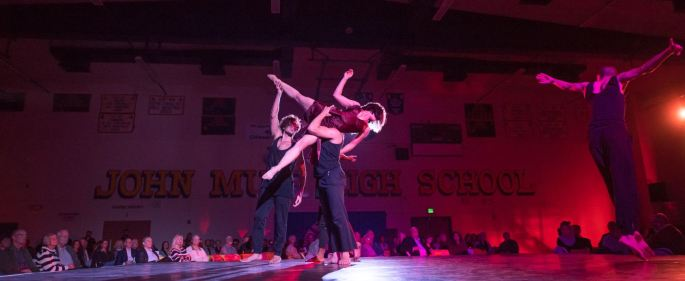 MUSE/IQUE DANCE PERFORMANCES - FANCY FREE - LIGHTING