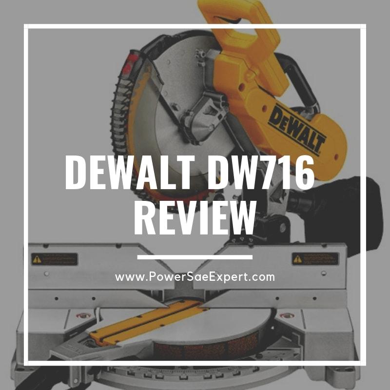 Dewalt Dws779 Review