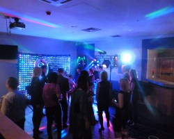 Professional DJ For Weddings Power Sounds Discos And Karaoke Playing At Goals Bexleyheath