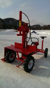 Powersplit Buggy wood splitter 3