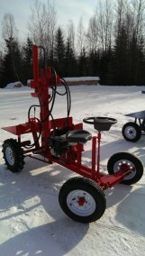 Powersplit Buggy wood splitter 5