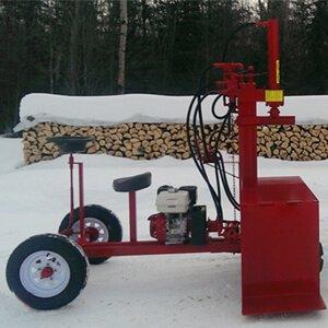 Buggy Splitter Self Propelled Woodsplitter, Wood Splitter, Firewood Splitter, Log Splitter, Log Lift, Firewood Conveyor