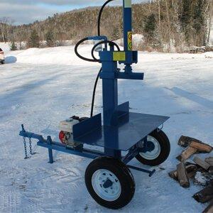 Buggy Splitter Static Tow Behind Woodsplitter, Wood Splitter, Firewood Splitter, Log Splitter, Log Lift, Firewood Conveyor