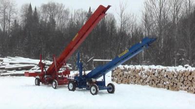 double and single  conveyor high 13
