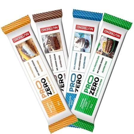 חטיף חלבון Pro Zero מופחת סוכר