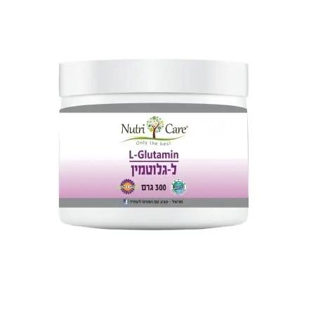 חומצת אמינו L גלוטמין