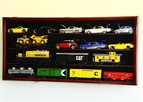 124-Scale-Diecast-Car-Display-Case-Cabinet-w-Glass-Door-0-1