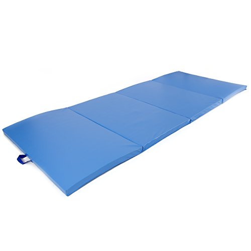 4x10x2-Gymnastics-Gym-Folding-Exercise-Aerobics-Mats-Stretching-Yoga-Mat-0-0