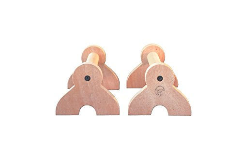5-inch-tall-Gymnastics-Laminated-Parallettes-Wood-0